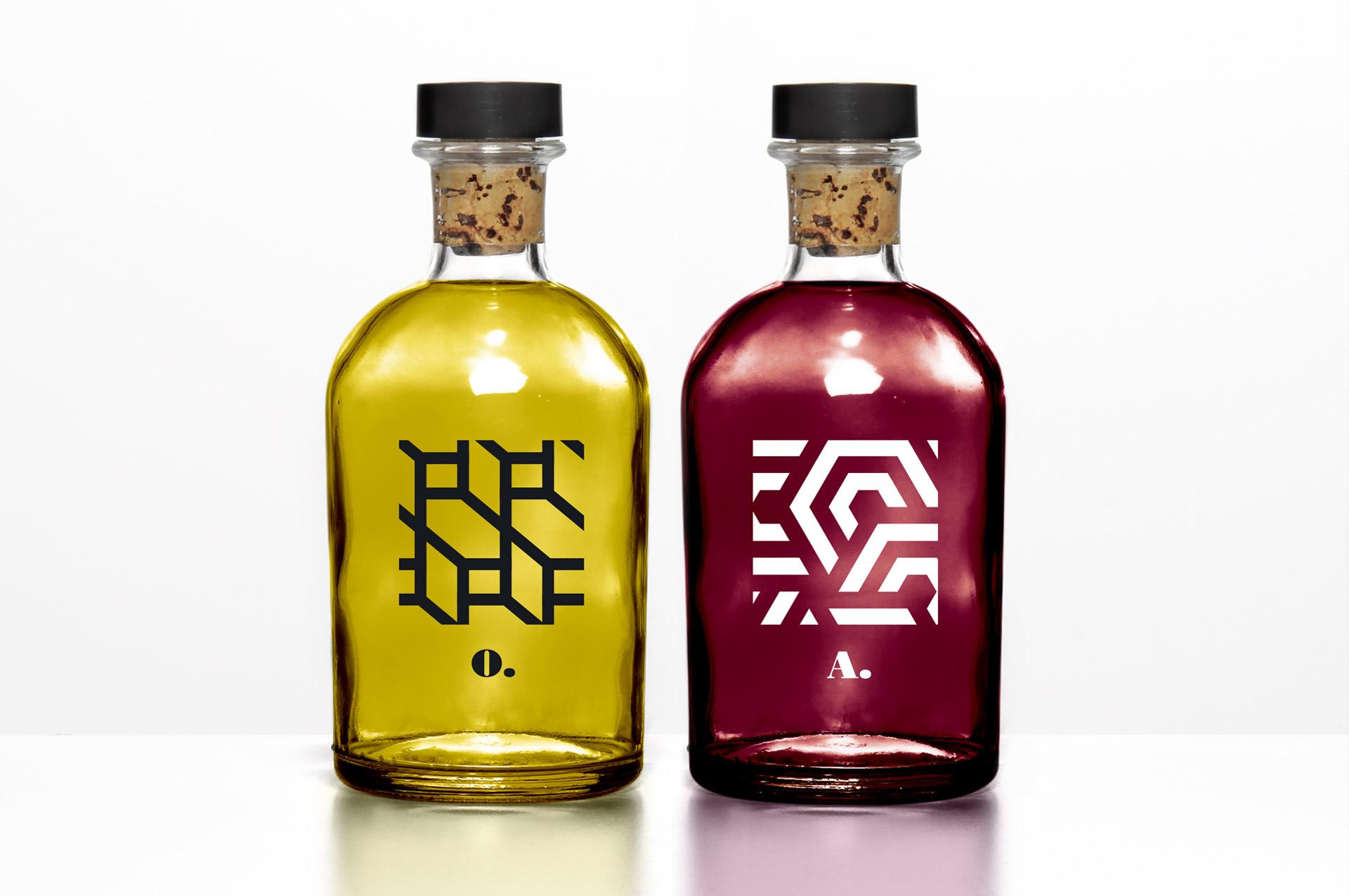 Asse Mavi Bottles Oil