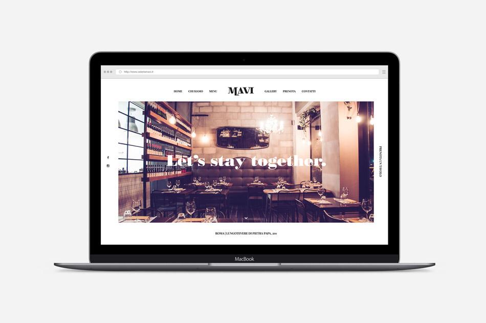 Asse Mavi Website