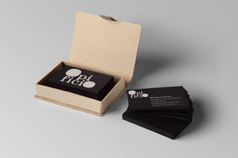 Asse Opificio Business Card